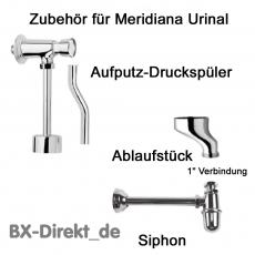 1 Siphon, passend für Meridiana Urinal der Serie MERORURL38
