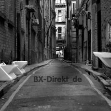 Waschtisch BACKSTREET der Designer Waschbecken von Meridiana aus Italien