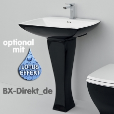 Waschbecken JAZZ die elegante  Waschtischsäule, retro und modern von ArtCeram