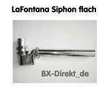 Siphon für LaFontana Waschbecken original von ArtCeram - ACA021
