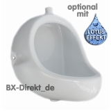 Retro Druckspüler Urinal aus Italien - Keramik Pissoir für Druckspülung