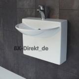 kleines italienisches Handwaschbecken - Waschbecken kleiner Waschtisch