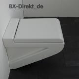 Mattes WC in weiss matt LaFontana von ArtCeram matte Oberfläche
