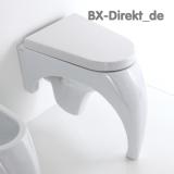 graziles Designer WC bodenstehende Toilette Stand-WC Italien