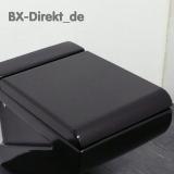 Original LaFontana WC-Sitz in Schwarz mit Softclose