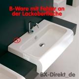B-Ware Waschbecken LaFontana Halbeinbau Waschtisch von Art Ceram