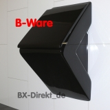 TOP günstig - Designer Urinal in Schwarz mit Lackfehler