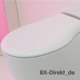 Original BLEND WC-Sitz in Weiss mit Softclose von Art Ceram