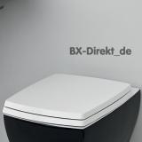 Softclose WC-Sitzfür WC JAZZ weiss mit Absenkautomatik von ArtCeram