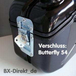 Verschluss: Butterfly 54 mm