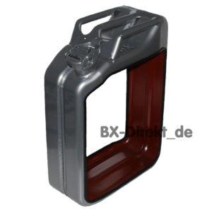 KaniBox Open silber metallic