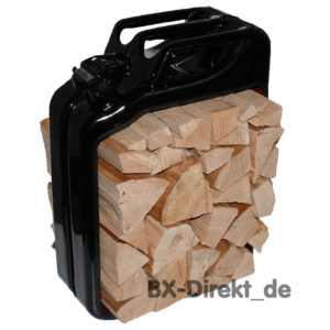 Tragekorb für Feuerholz