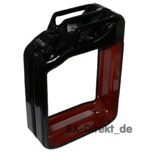 KaniBox Open schwarz glänzend