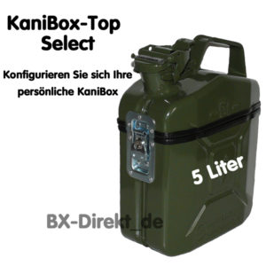 5 Liter KaniBox Top Select