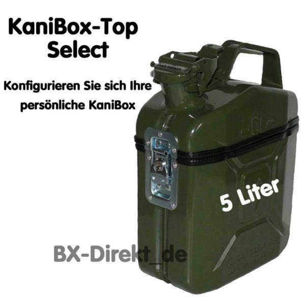 5 Liter KaniBox Top Select