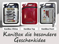 KaniBox - Geschenkidee Benzinkanister