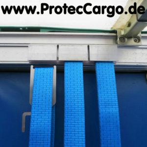 Spanngurt Ladungssicherung Klemmsystem