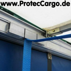 ProtecCargo Ladungssicherung mit Spanngurten