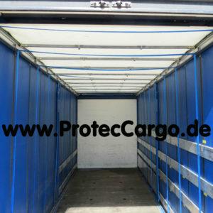 Klemmleistensystem zur Ladungssicherung