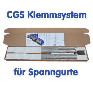 CGS Klemmsystem